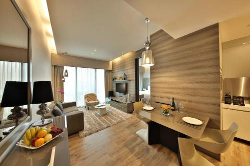 Pan Pacific Serviced Suites Beach Road photo 43