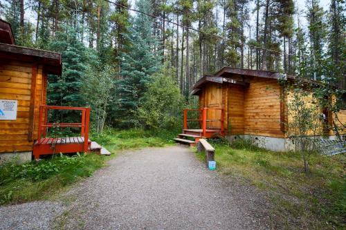 HI-Athabasca Falls - Jasper, AB T0E 1E0