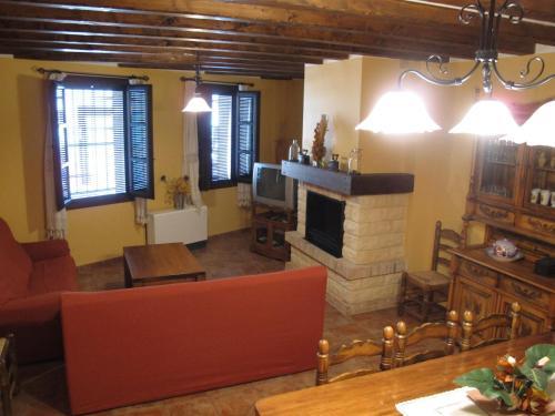 . Casa Rural San Anton Cuenca