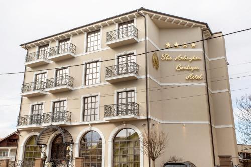 . The Arlington Hotel