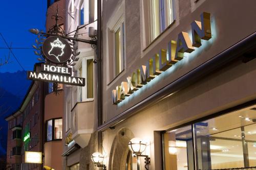 Hotel Maximilian - Stadthaus Penz - Innsbruck