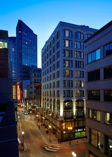 505 Washington St, Boston, MA 02111, United States.