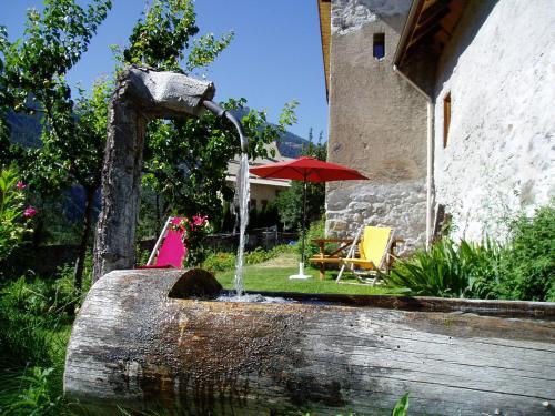 Accommodation in Saint-Martin-de-Queyrières