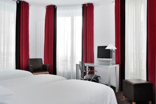 Hôtel Albe Saint Michel photo 21