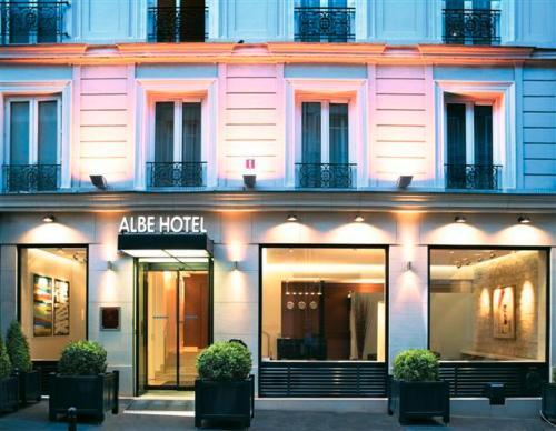 Hôtel Albe Saint Michel impression