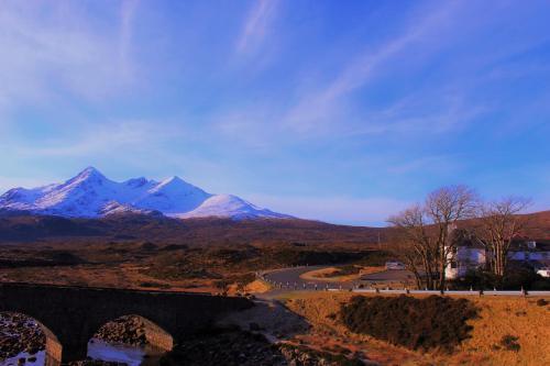 Sligachan, Isle of Skye, IV47 8SW, Scotland.