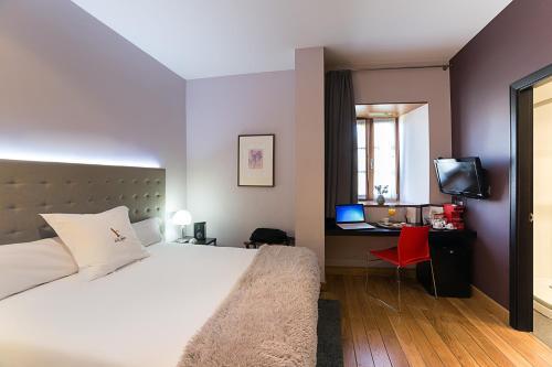 Habitación Confort Hotel Dolarea 8