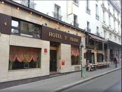 Hôtel Saint Pierre, St Germain