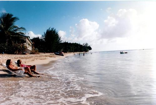 Mullins Bay, St Peter, Barbados.