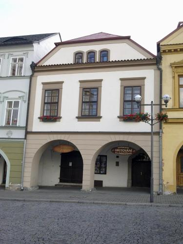 . Apartments U Kašny