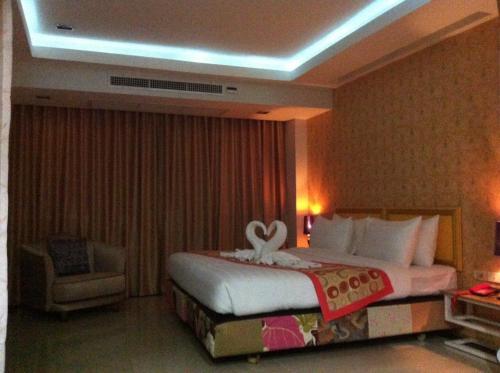 Pratunam Casa Hotel impression