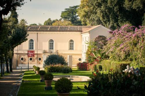 Via G. De Notaris 5, Rome 00197, Italy.