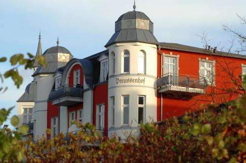 . Strandhotel Preussenhof