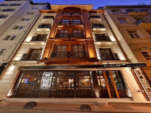 Istanbul Sanat Hotel Pera Boutique tek gece fiyat