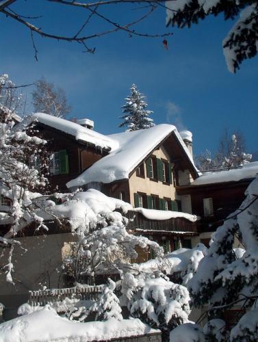 FERIENWOHNUNGEN Chalet Hohturnen Grindelwald