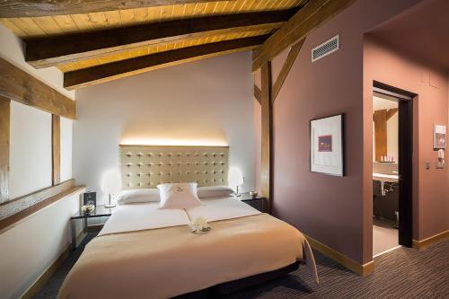 Habitación Doble - 1 o 2 camas - Ático Hotel Dolarea 22