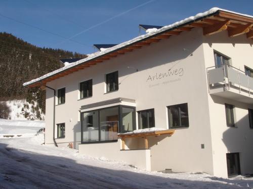 Arlenweg St. Anton am Arlberg
