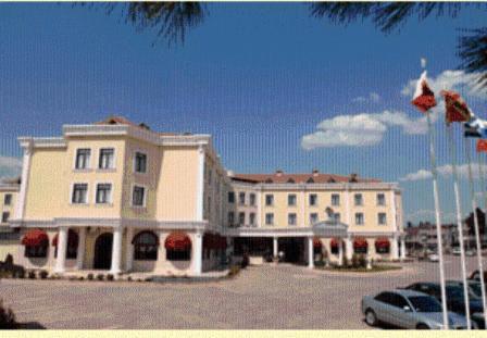 Gure Gure Saruhan Termal Hotel harita