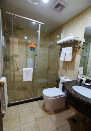GreenTree Inn Beijing East Yizhuang District Second Kechuang Street Express Hotel photo 8