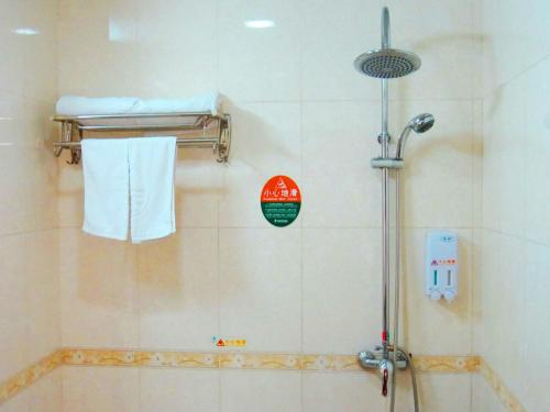 GreenTree Inn Beijing East Yizhuang District Second Kechuang Street Express Hotel photo 13