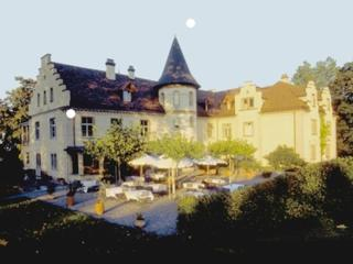 Schloss Brunnegg, Pension in Kreuzlingen
