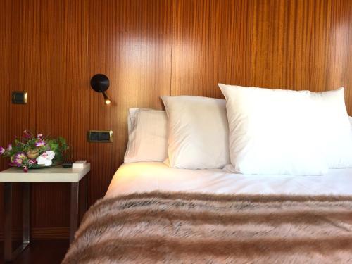 Suite con chimenea y acceso al spa Hotel Del Lago 33
