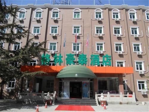 . Greentree Inn Beijing Miyun Xinzhong Street Business Hotel
