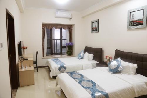 . Guangzhou Jiu Xing Service Apartment