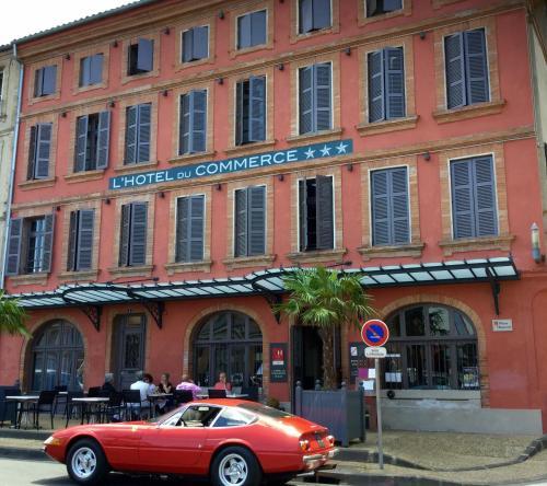 Hôtel du Commerce - Hôtel - Montauban