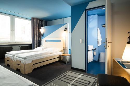 Hotel SUPERBUDE HOTEL HOSTEL ST.GEORG
