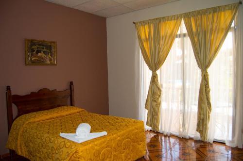 Hotel Antigua Comayagua foto della camera