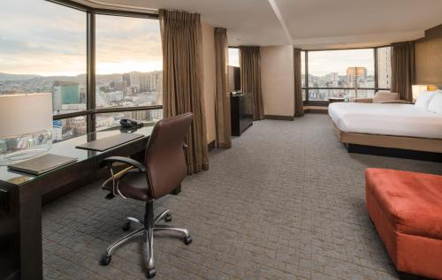 Parc 55 San Francisco Hotel Review United States Travel