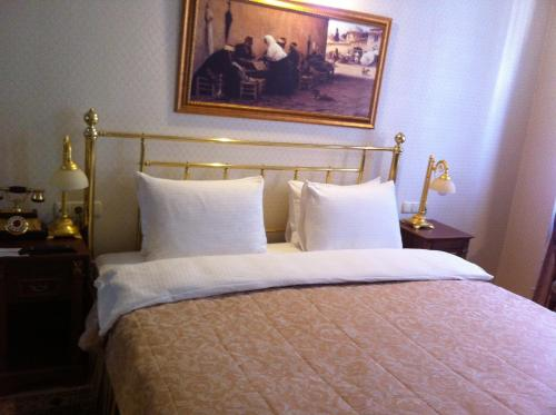 Darussaade Istanbul Hotel Семейный номер Connection