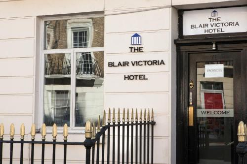 The Blair Victoria Hotel, Pimlico