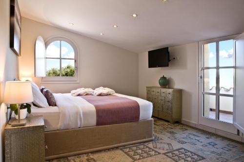 Habitación Doble Superior con balcón Boutique Hotel Can Pico 3