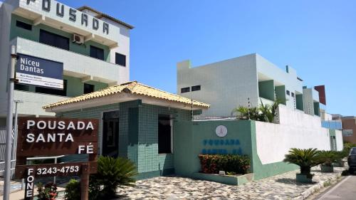 Фото отеля Pousada Santa Fe