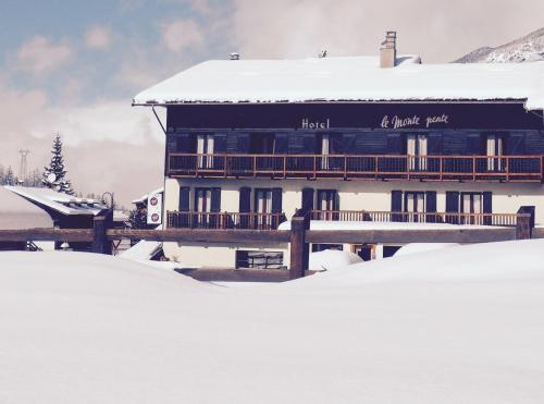 . Hôtel Le Monte Pente