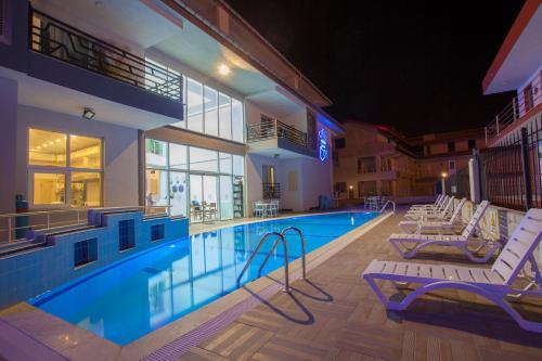 Pamukkale Pamukkale Termal Ece Otel ulaşım