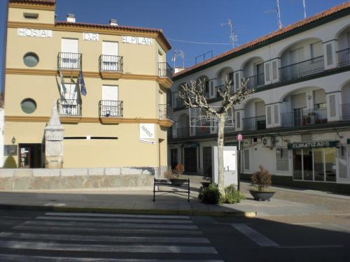 Hotel-overnachting met je hond in Hostal DP El Pilar - Monesterio