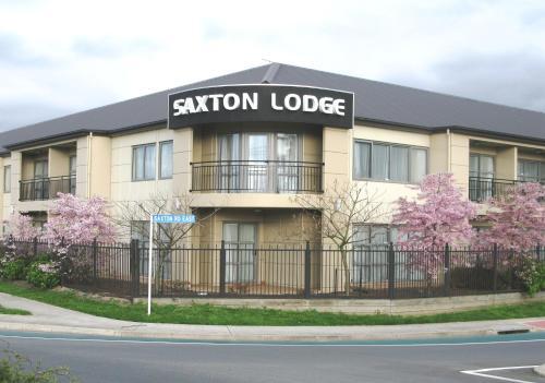 Saxton Lodge Motel - Accommodation - Nelson