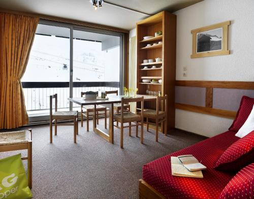 Clubhotel Le Gypaète de Val Thorens - Apartment