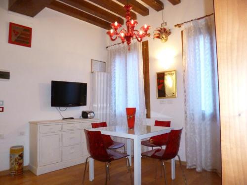 Casa Contarina, Pension in Venedig