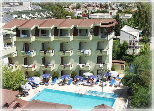 Kemer Ares City Hotel adres