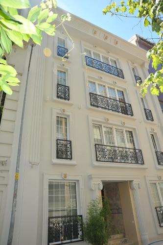 Istanbul Elegance Residence Istanbul odalar