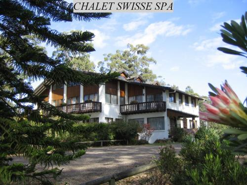 Фото отеля Chalet Swisse Spa