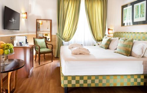 Hotel Milton Roma, Rome, Italy