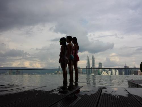 Amazing KLCC View @ Regalia Residence, Kuala Lumpur