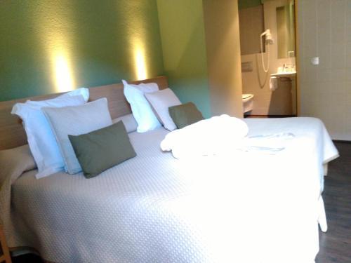 Doppel- oder Zweibettzimmer Hotel Spa Vilamont 43