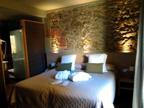 Doppel- oder Zweibettzimmer Hotel Spa Vilamont 54