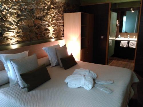 Doppel- oder Zweibettzimmer Hotel Spa Vilamont 55